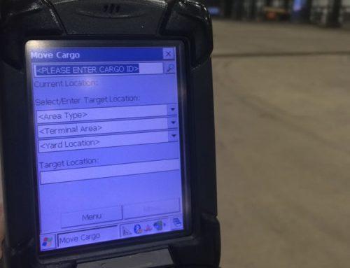 Handheld Wifi Based Bar-code Scanner