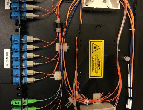 Fiber Optic Termination